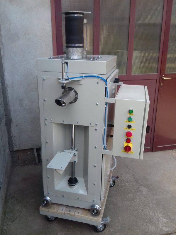 Pakovanje u ventil vrece - Ventil punilica 5-10