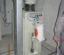 Sistem za pakovanje u ventil vreće – Mono Neto 5-10