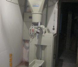 Pakovanje u ventil vrece - Ventil punilica 25-50